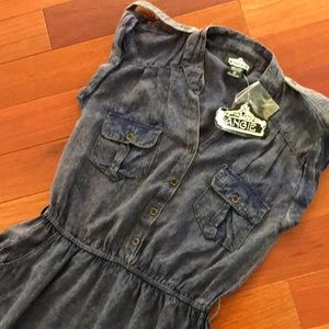 New with tags denim dress